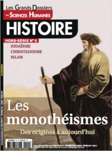 Couv. Monotheismes Laurent Testot_Histoire-mondiale